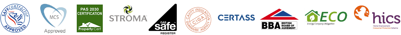 we're fully accredited - see our accreditations here
